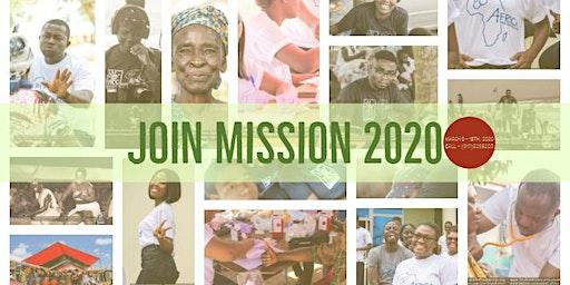 Ghana Mission 2020