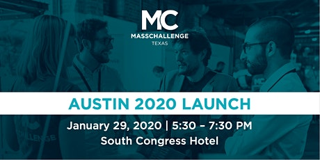MassChallenge Texas in Austin Launch 2020 tickets