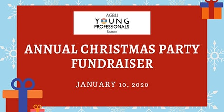 AGBU YP Boston Annual Christmas Party Fundraiser tickets