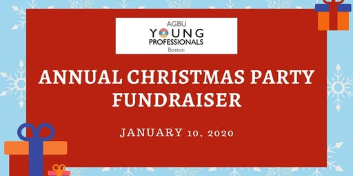 AGBU YP Boston Annual Christmas Party Fundraiser