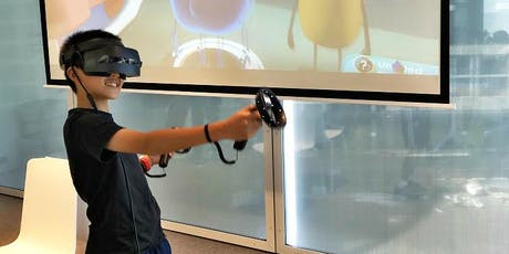 School Holiday: 3D Design and Coding with Advanced Virtual Reality tickets