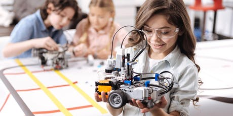 School Holiday AI Camp Day 2: Machine Learning and Robotics tickets