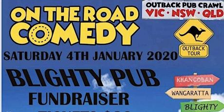 Comedy Night - Blighty Fundraiser  tickets