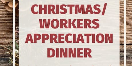 RCCG HOP Christmas/Workers Appreciation Dinner tickets