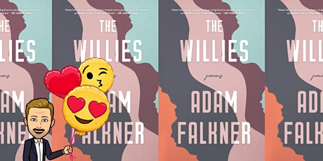 The Willies by Adam Falkner | Book Release Party!   tickets