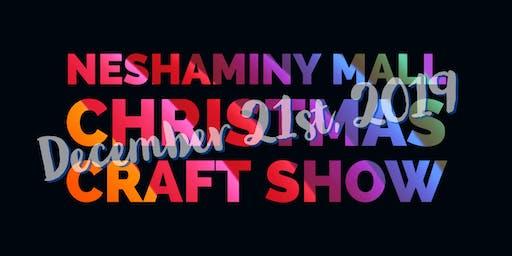 Neshaminy Mall Christmas Craft Show