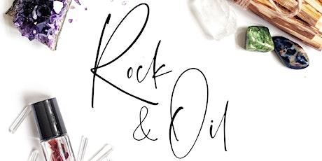 Rock & Oils workshop tickets