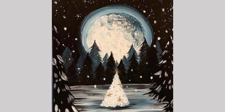 Paint Party - Snowy Christmas tickets