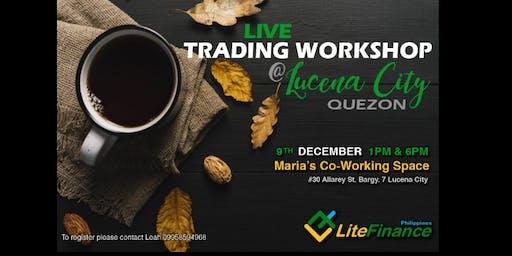 Live Trading Workshop