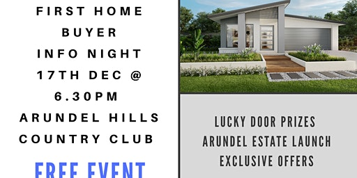 First Home Buyers Event
