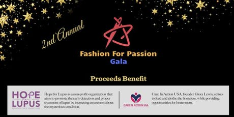 Fashion For Passion tickets
