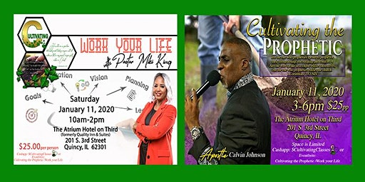 Work Your Life/Cultivating the Prophetic