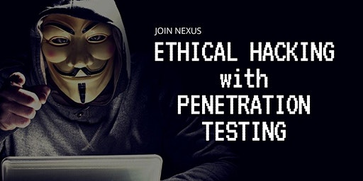 PENETRATION TESTING WITH ETHICAL - NOT FREE - TUITION FEE P 4,000