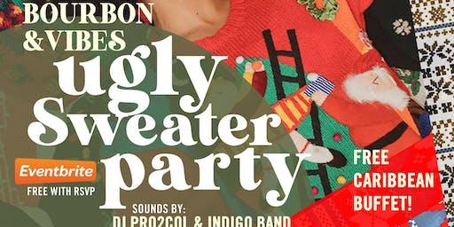 Bourbon & Boyshorts: Ugly Sweater Party
