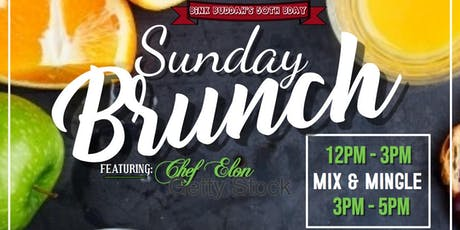 In The Life Time of... Brunch & Day party tickets