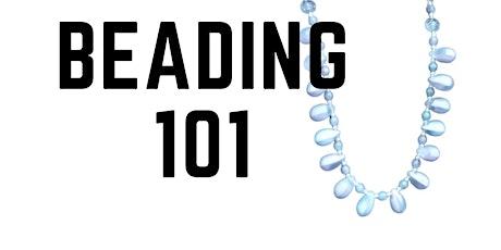 Beading 101 with Jenny Sammons tickets