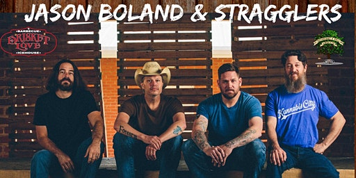 Jason Boland & The Stragglers live in Hack Berry Hall