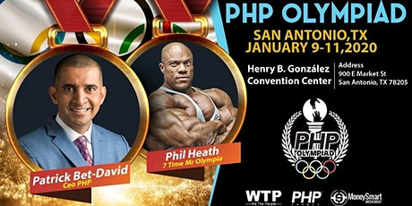 PHP Olympiad 2020 tickets