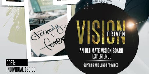 2020 Vision Board Workshop hosted by Vision Board, Inc.