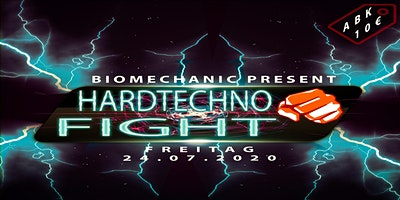 BME pres. Tochnas Birthday - Hardtechno Fight