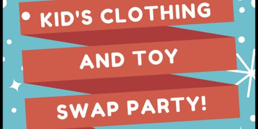 Clothing and Toy Swap