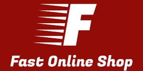 Fast Online Shop www.fastonlineshop.com tickets