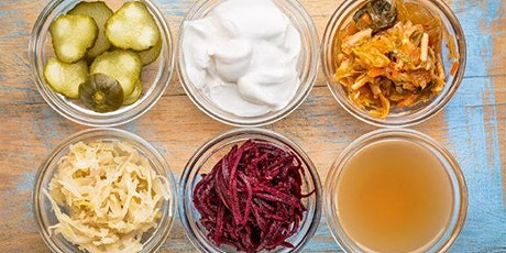Fermenting at Home workshop tickets