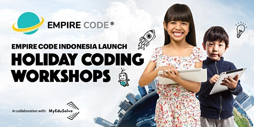 (BERBAYAR) Workshop Koding Empire Code Indonesia di Menteng, Jakarta