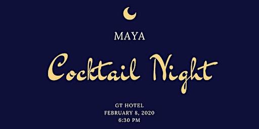 Cocktail Night | MAYA