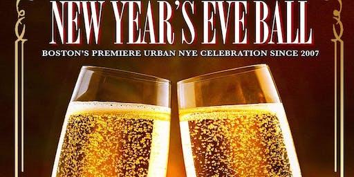 13th Annual NYE Ball