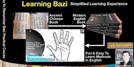 Easy To Learn Bazi Formula | 14th & 15th Dec 2019 | East Gate tickets