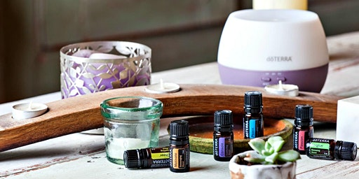 Essential Oil (EO) Basics and Business Class - Makati