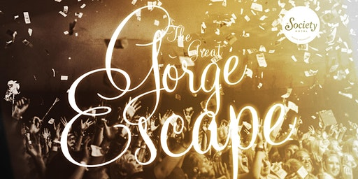 The Great Gorge Escape: NYE Party & Sleepover at The Society Hotel