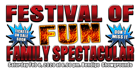 Bendigo Festival of Fun tickets