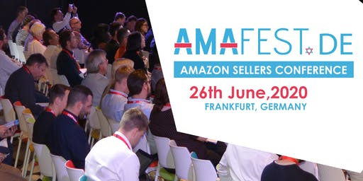 AmafestDE - A Full day conference for Amazon Sellers in Germany