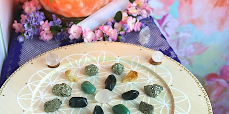 Crystal Grids 101 tickets