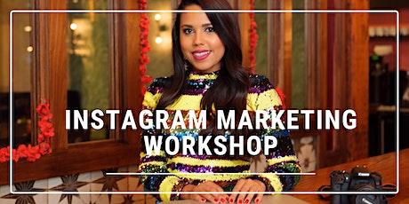 Free Instagram Marketing Workshop tickets