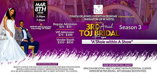 TOJ Bridal Expo