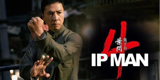 IP MAN 4: THE FINALE Movie Cinematic Event