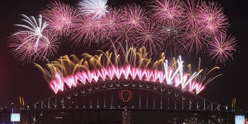 Goat Island NYE/New Year's Eve (Spare pass)   Sydney