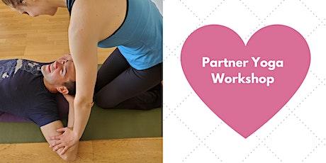 Partner Yoga Valentine's Day Workshop tickets