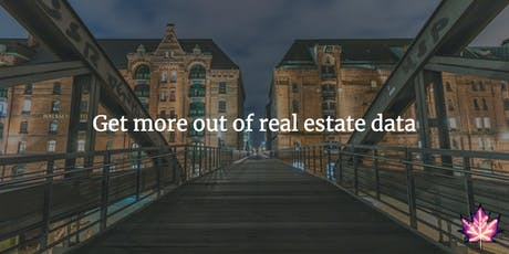 Take you real estate insights to the next level tickets