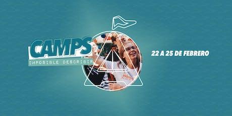 CAMPS - Panamá entradas