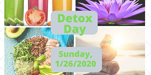 Detox Day with The Wholesome Weigh