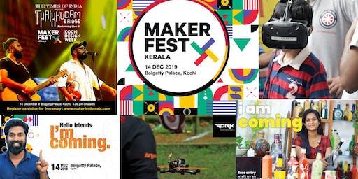 Maker Fest Kerala 2019