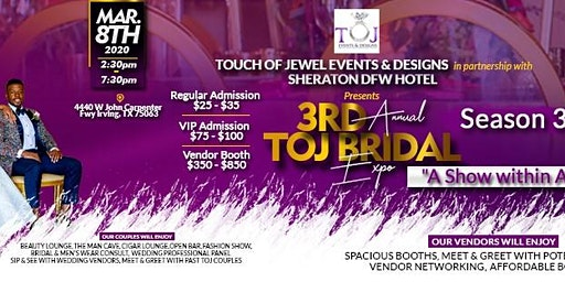 TOJ Bridal Expo - A Show within a Show Season 3