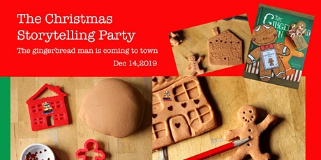Book Talk's Christmas Storytelling Party(CWB) tickets