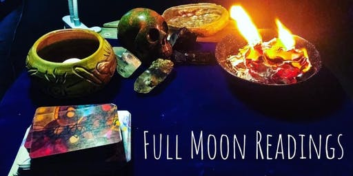 Full Moon Card Reading