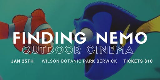 Finding Nemo Outdoor Cinema