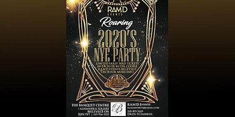 Roaring 2020's NYE Party tickets